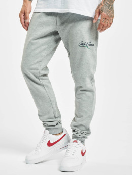 Jack & Jones Pantalón deportivo jjiWill jjFlex gris