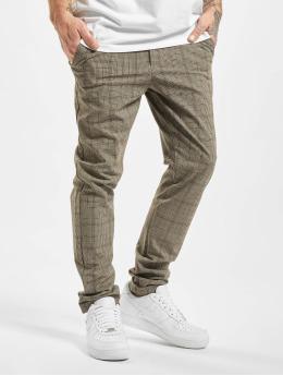 Jack & Jones Pantalone chino jjiMarco jjConnor AKM 775 B Check STS  beige