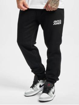 Jack & Jones Pantalone ginnico Jjigordon Jjnewsoft GMS nero