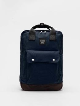 Jack & Jones Plecaki jacSquare niebieski