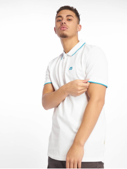 Jack & Jones Polo jjeStone  blanc