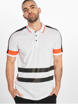 Jack & Jones Polo jcoSparrow  blanc