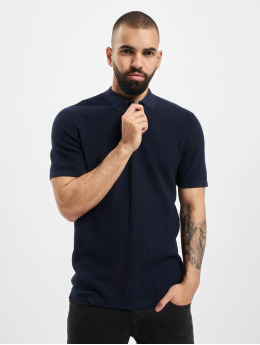 Jack & Jones Polo jprBlabristol  bleu