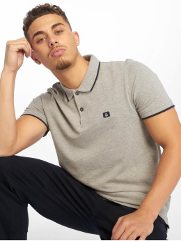 Jack & Jones Polo jjeStone gris