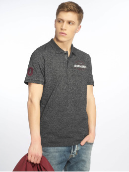 Jack & Jones Polo jjeJeans noir