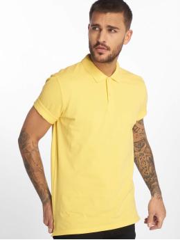 Jack & Jones Polo trika jjeBasic  žlutý