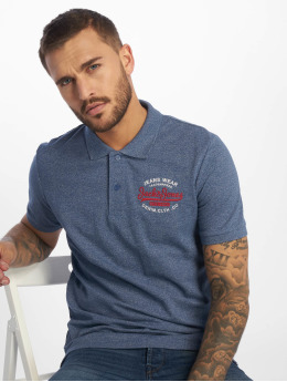 Jack & Jones Poloshirt jjeJeans blue