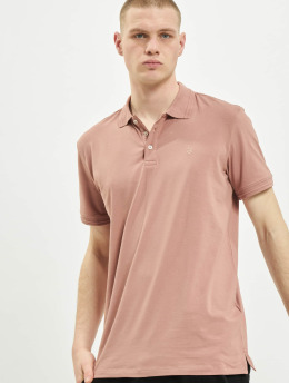 Jack & Jones Poloshirt jprBlalogo Spring Noos rosa