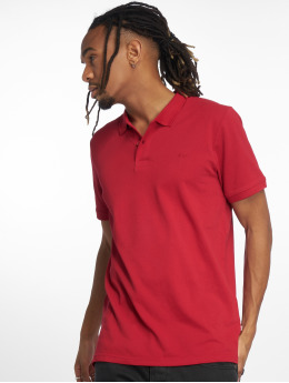Jack & Jones Poloshirt jjeBasic  rot