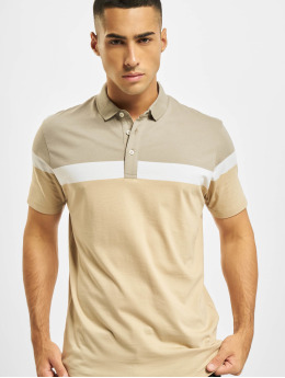 Jack & Jones Poloskjorter Jprblarepeat Polo grå