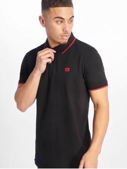 Jack & Jones Poloskjorter jjeStone svart
