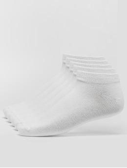 Jack & Jones Ponožky jacDongo 5 -Pack bílý