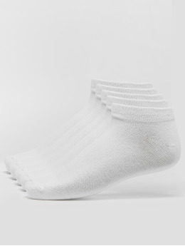 Jack & Jones Ponožky jacDongo 5 -Pack biela