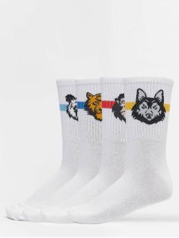 Jack & Jones Ponožky jacAnimals biela