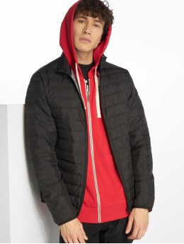 Jack & Jones Puffer Jacket jjeChicago black