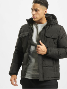 Jack & Jones Puffer Jacket jcoWill black