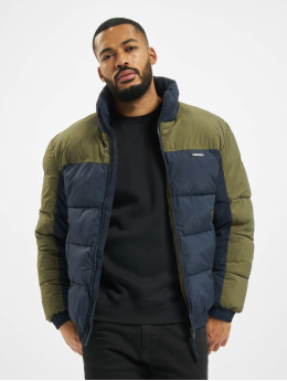 Jack & Jones Puffer Jacket jorSpector Puffer blau