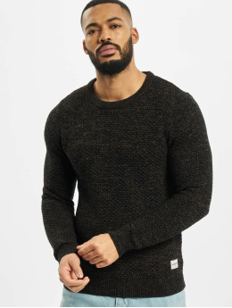 Jack & Jones Pullover jcoBrandon  brown