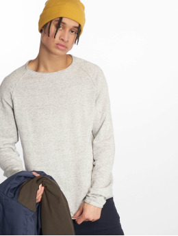 Jack & Jones Pullover jjeUnion Knit grau