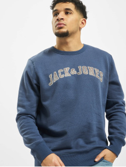 Jack & Jones Pulóvre jprAlex Blu. modrá