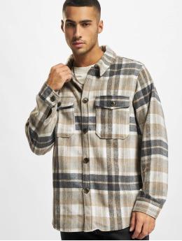 Jack & Jones Shirt Jorollie Check grey
