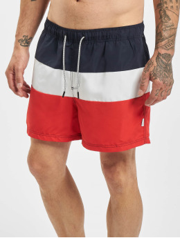 Jack & Jones Short de bain jjiAruba jjSwim AKM Color Block Swim bleu