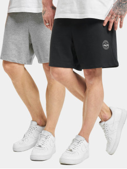 Jack & Jones Short jjiMore 2-Pack Multipack noir