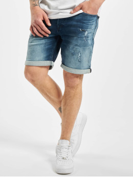 Jack & Jones Shorts jjiRick jjiCon GE 007 L.K STS blau