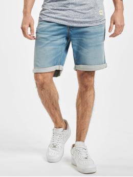 Jack & Jones shorts jjiRick jjiCon GE 003 L.K STS Woven blauw