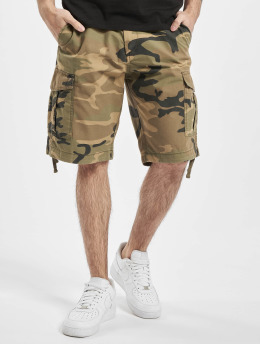 Jack & Jones Shorts jjiCharlie jjCargo AKM 803 camouflage