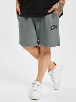 Jack & Jones shorts jjiNewsoft Sweat grijs