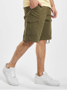 Jack & Jones Shorts jjiCharlie jjCargo AKM 803 grün