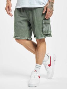 Jack & Jones shorts jjiLee Sweat Cargo VIY olijfgroen