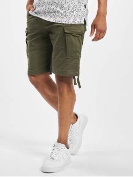 Jack & Jones Shorts jjiChop jjCargo AKM 429 oliven