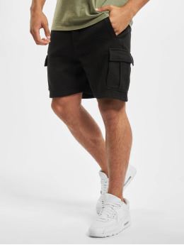 Jack & Jones shorts jjiCargo jjSweat zwart