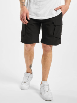 Jack & Jones Shortsit jjiLife jjCargo AKM musta