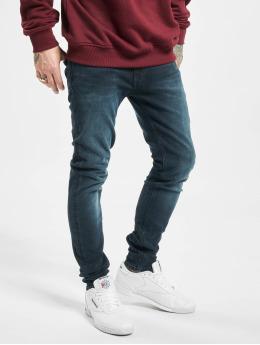 Jack & Jones Skinny Jeans jjiLiam Jjoriginal Agi 004  blau