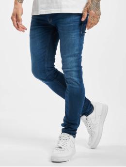 Jack & Jones Skinny jeans jjiLiam jjOrg blauw