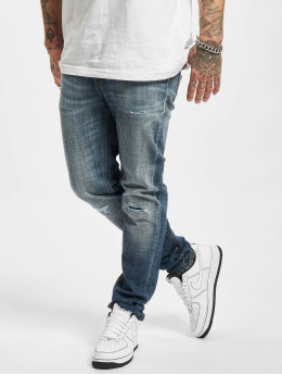 Jack & Jones Skinny jeans Jjiglenn Jjoriginal blauw