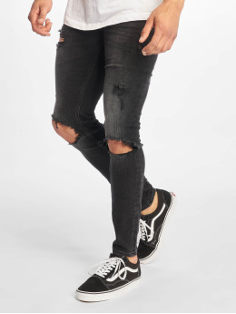 Jack & Jones Skinny Jeans jjiTom jjOriginal Noos czarny