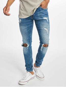 Jack & Jones Skinny Jeans jjiTom jjOriginal modrý