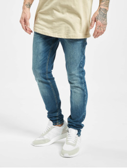 Jack & Jones Skinny Jeans jjiLiam Jjoriginal Agi 005 niebieski