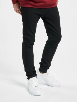 Jack & Jones Skinny jeans jjiLiam jjOriginal 816 zwart