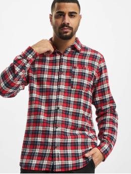 Jack & Jones Skjorte  Jorchester Check  rød