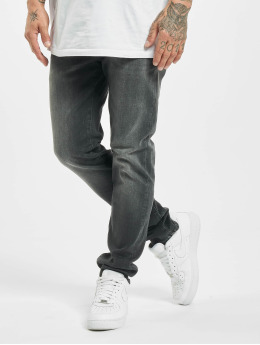 Jack & Jones Slim Fit -farkut jjiGlenn jjFox AGI 304 50SPS Noos musta