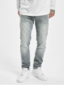 Jack & Jones Slim Fit Jeans jj30Glenn jjOriginal Jos 208 šedá