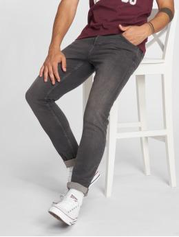 Jack & Jones Slim Fit Jeans jjiGlenn jjOriginal NZ 007 серый