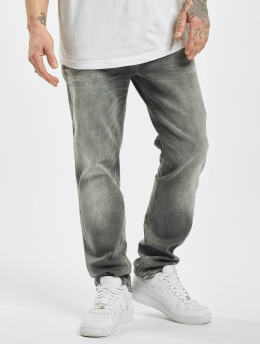 Jack & Jones Slim Fit Jeans jjiClark jjOriginal JOS 183 Noos серый