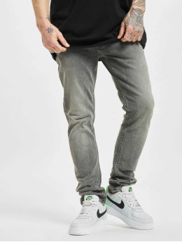 Jack & Jones Slim Fit Jeans jjiGlenn jjOriginal NA 034 серый