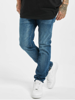 Jack & Jones Slim Fit Jeans jjiGlenn jjFox AGI 204 50SPS Noos blå